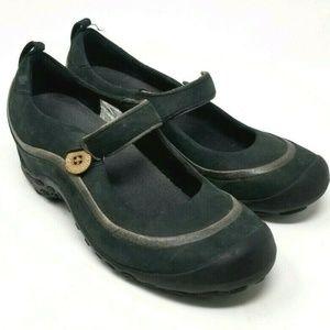 Merrell Ortholite Mary Jane Plaza Emme Shoes Women